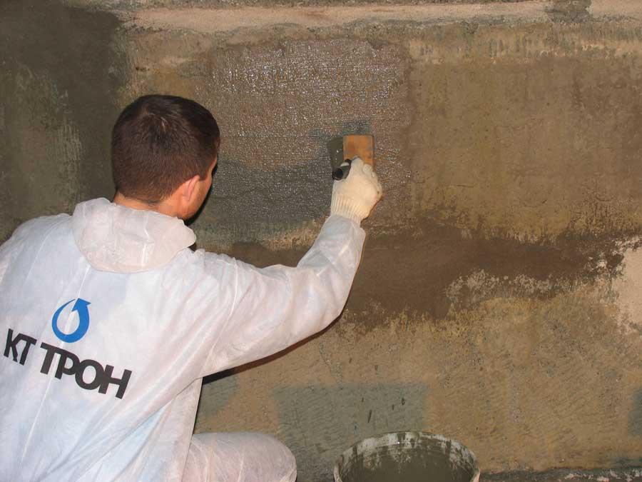 Выщелоченный бетон расход материалов на приготовление цементного раствора